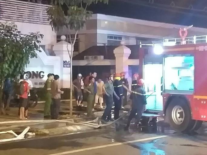 Clip: Cháy kinh hoàng tại khu công nghiệp ở Cần Thơ - Ảnh 25.