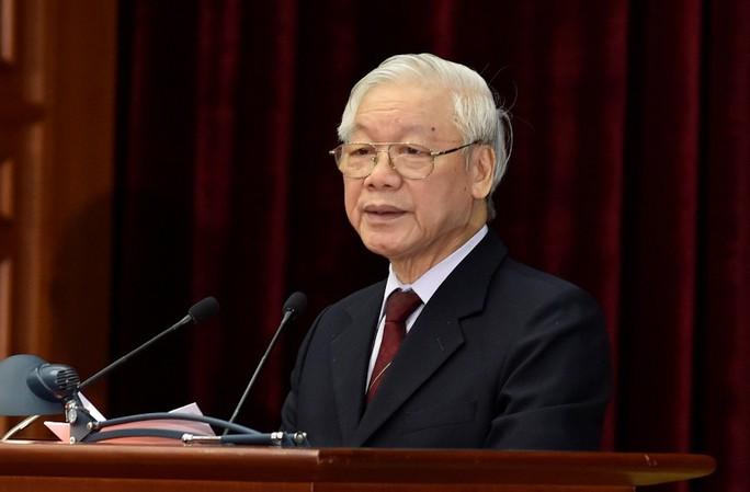 Tổng Bí thư, Chủ tịch nước: Sẽ tiếp tục xử lý cán bộ cấp cao vi phạm - Ảnh 1.