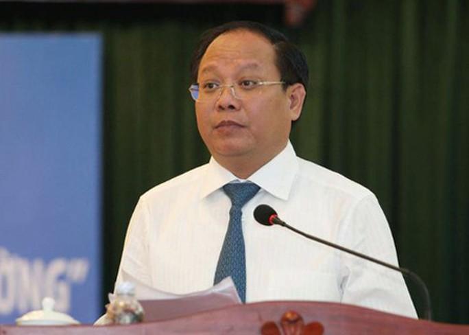 Ông Tất Thành Cang bị cách chức Ủy viên Trung ương, Phó Bí thư Thường trực Thành ủy TP HCM - Ảnh 2.