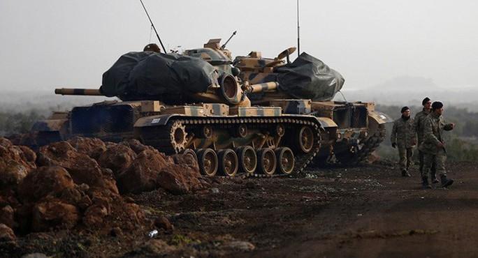 Thổ Nhĩ Kỳ quyết đánh lớn ở Syria - Ảnh 2.