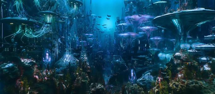 Aquaman cán mốc 500 triệu USD toàn cầu - Ảnh 2.