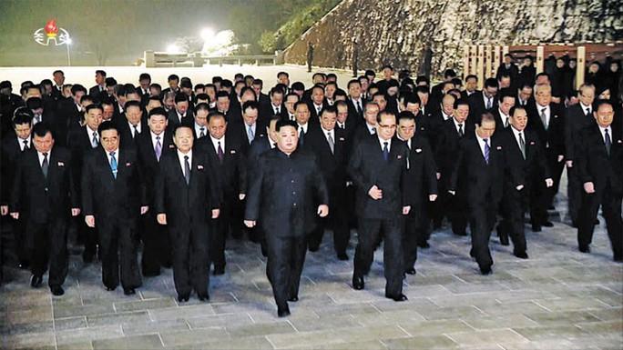 Triều Tiên mạnh tay chống tham nhũng - Ảnh 1.