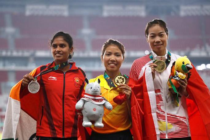 Quang Hải xếp sau nhà vô địch châu Á Thu Thảo - Ảnh 1.