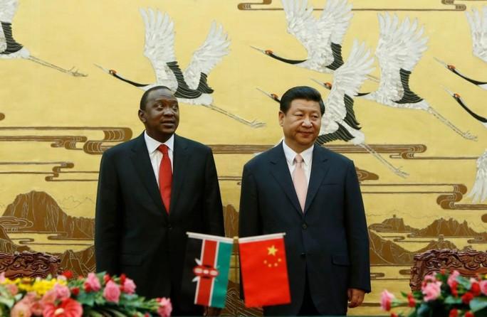 Trung Quốc sắp thâu tóm cảng của Kenya nhờ bẫy nợ? - Ảnh 2.