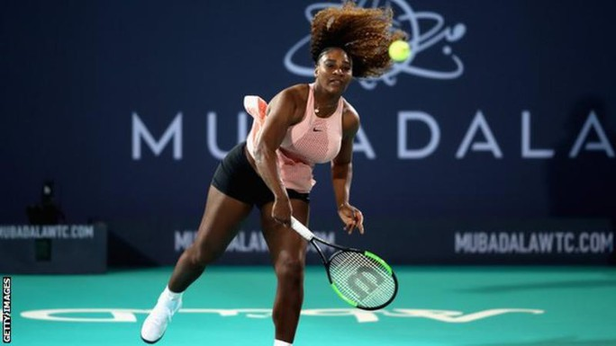 Roger Federer: Serena Williams có cú giao bóng thật đáng sợ - Ảnh 4.