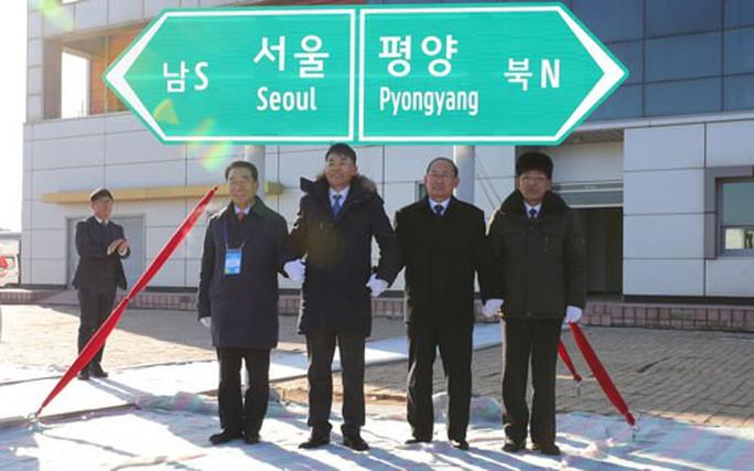 Đừng can thiệp vào quan hệ liên Triều - Ảnh 1.