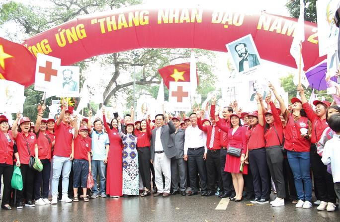 Tổng Bí thư, Chủ tịch nước Nguyễn Phú Trọng làm Chủ tịch danh dự Hội Chữ thập đỏ Việt Nam - Ảnh 1.