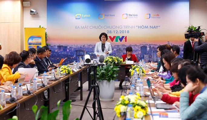 VTV ra mắt loạt chương trình nóng trên kênh VTV1 - Ảnh 1.