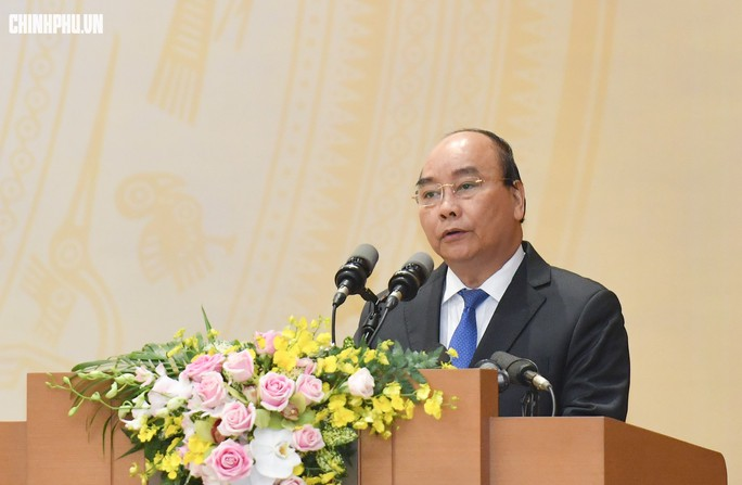 Thủ tướng Nguyễn Xuân Phúc: Tết lo cho dân chứ không phải biếu xén cấp trên - Ảnh 1.