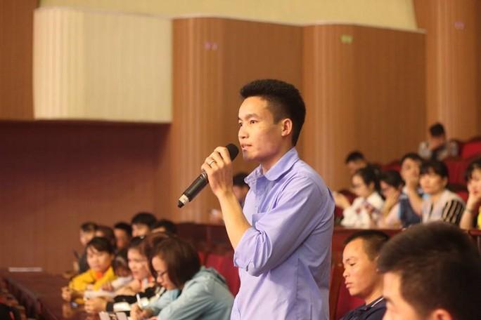 Tư vấn chính sách BHXH cho 1.000 công nhân - Ảnh 1.
