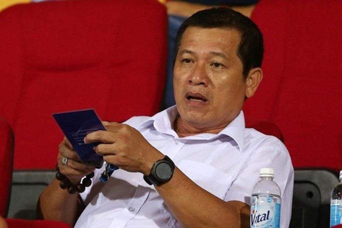 Ông Trần Quốc Tuấn tiếp tục làm Phó chủ tịch Thường trực VFF - Ảnh 3.