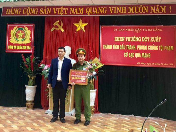 Đà Nẵng: Triệt phá đường dây đánh bạc do người Trung Quốc tổ chức - Ảnh 1.