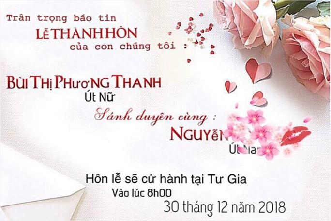 Ca sĩ Phương Thanh giấu tên chú rể sắp cưới - Ảnh 1.