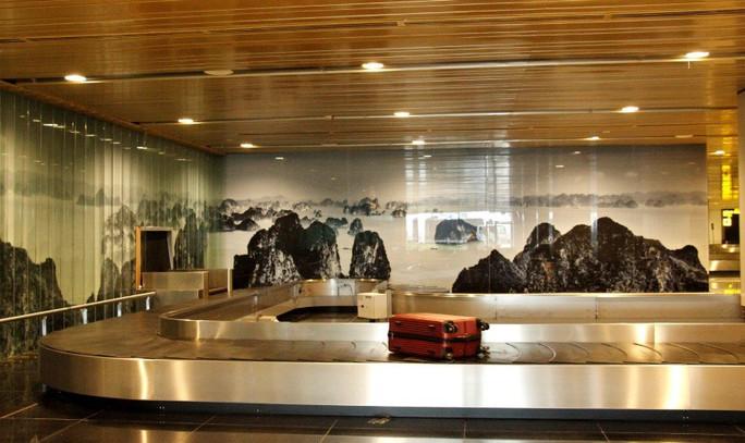 Soi nội thất sân bay Vân Đồn 7.700 tỉ đồng trước giờ đón khách TP HCM - Ảnh 15.