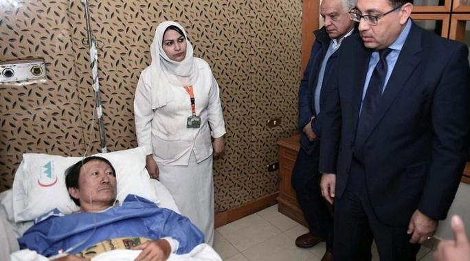 Xe chở du khách Việt bị đánh bom ở Ai Cập: Sớm đưa các nạn nhân về nước - Ảnh 2.