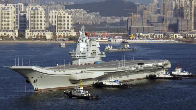 """Trung Quốc: Dự án tàu sân bay bị tham nhũng """"ám"""" - Ảnh 2."""