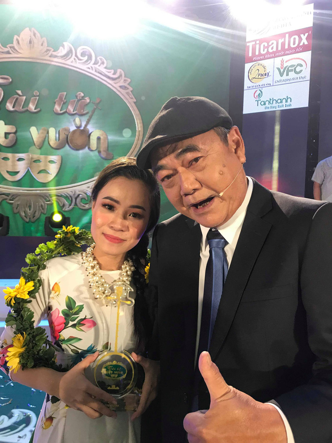 Võ Thị Thắm đoạt giải Quán quân Tài tử miệt vườn 2018 - Ảnh 1.