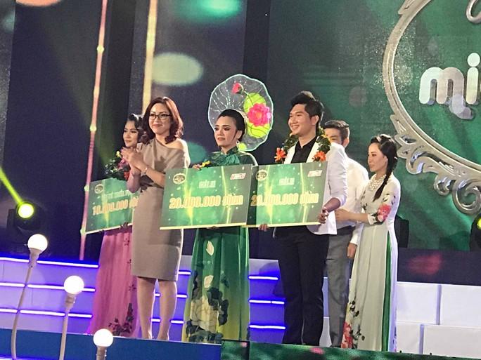 Võ Thị Thắm đoạt giải Quán quân Tài tử miệt vườn 2018 - Ảnh 2.