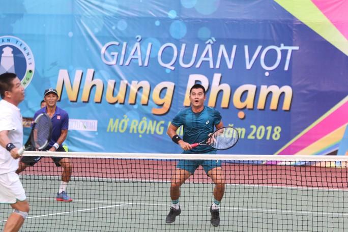 Giải quần vợt phong trào có tổng tiền thưởng 100 triệu đồng - Ảnh 3.