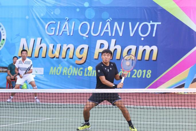 Giải quần vợt phong trào có tổng tiền thưởng 100 triệu đồng - Ảnh 2.
