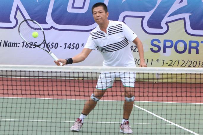 Thái Trường Giang  - Người hỗ trợ quần vợt giành HCV SEA Games - Ảnh 2.