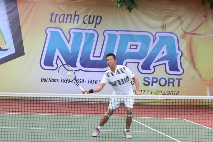 Giải quần vợt phong trào có tổng tiền thưởng 100 triệu đồng - Ảnh 4.