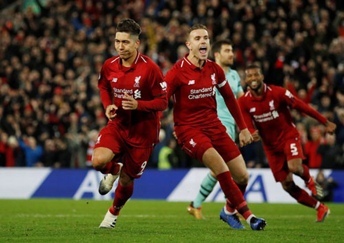 Lịch THTT thể thao cuối tuần: Tâm điểm Liverpool và Tottenham - Ảnh 1.