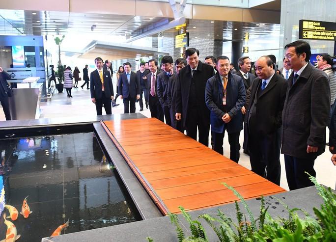 Khai trương sân bay quốc tế Vân Đồn, đón siêu máy bay Boeing 787 từ TP HCM - Ảnh 22.