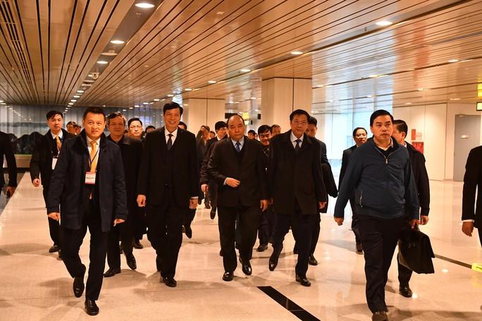 Khai trương sân bay quốc tế Vân Đồn, đón siêu máy bay Boeing 787 từ TP HCM - Ảnh 23.