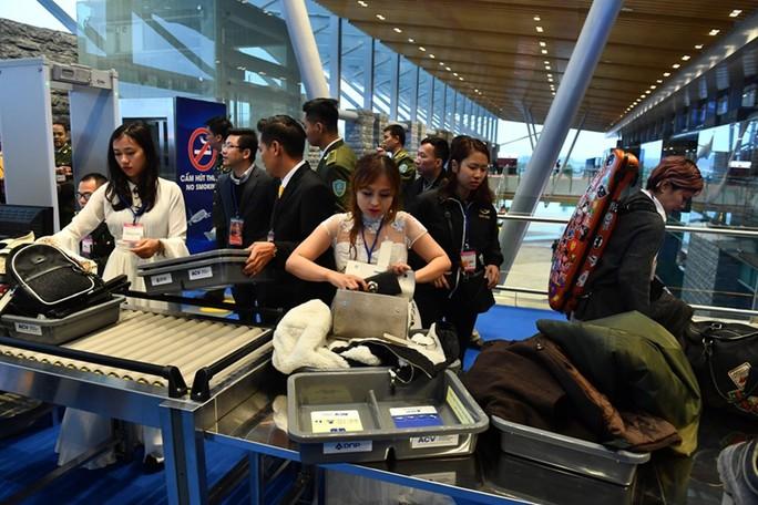 Khai trương sân bay quốc tế Vân Đồn, đón siêu máy bay Boeing 787 từ TP HCM - Ảnh 18.