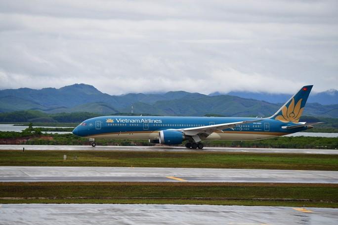 Khai trương sân bay quốc tế Vân Đồn, đón siêu máy bay Boeing 787 từ TP HCM - Ảnh 14.