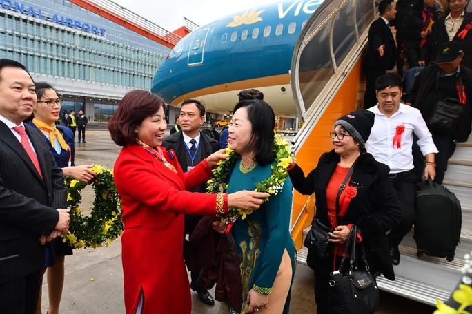 Khai trương sân bay quốc tế Vân Đồn, đón siêu máy bay Boeing 787 từ TP HCM - Ảnh 17.