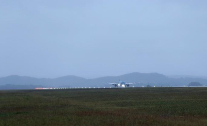 Khai trương sân bay quốc tế Vân Đồn, đón siêu máy bay Boeing 787 từ TP HCM - Ảnh 10.