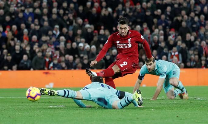 Liverpool vùi dập Arsenal đêm cuối năm ở Anfield - Ảnh 3.