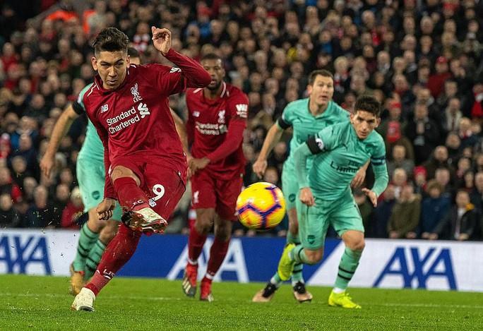 Liverpool vùi dập Arsenal đêm cuối năm ở Anfield - Ảnh 7.