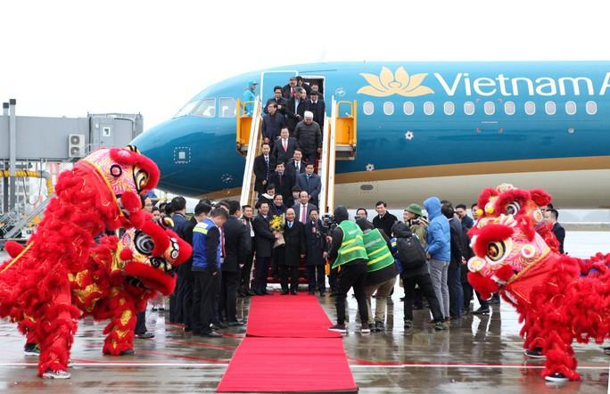 Khai trương sân bay quốc tế Vân Đồn, đón siêu máy bay Boeing 787 từ TP HCM - Ảnh 2.
