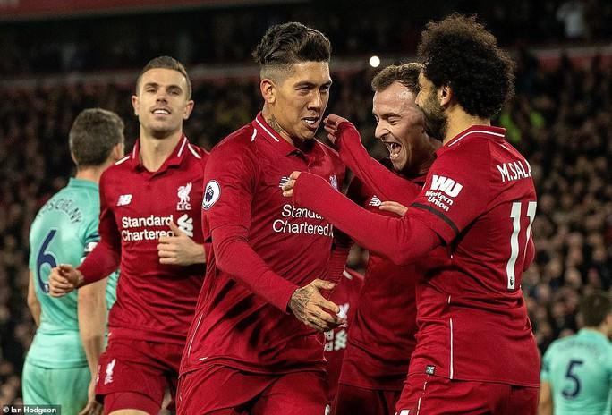 Liverpool vùi dập Arsenal đêm cuối năm ở Anfield - Ảnh 4.