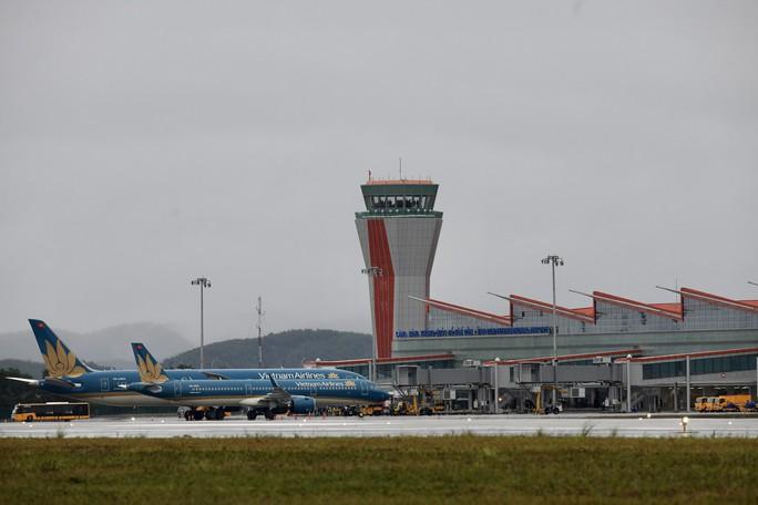 Khai trương sân bay quốc tế Vân Đồn, đón siêu máy bay Boeing 787 từ TP HCM - Ảnh 15.
