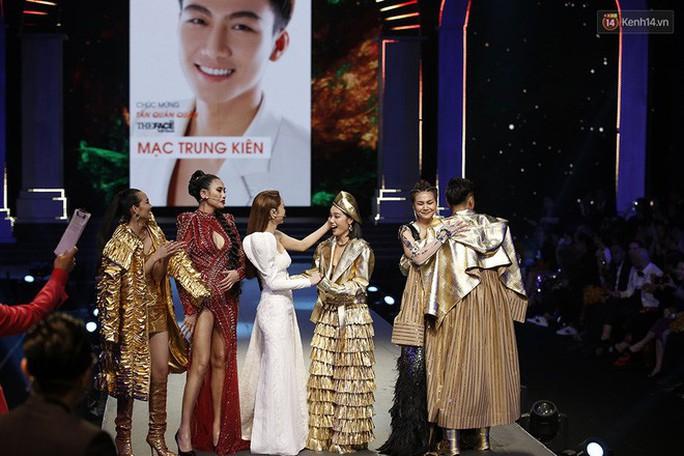 Chung kết The Face Vietnam 2018 bị cắt sóng vì dài dòng, nói nhiều - Ảnh 1.