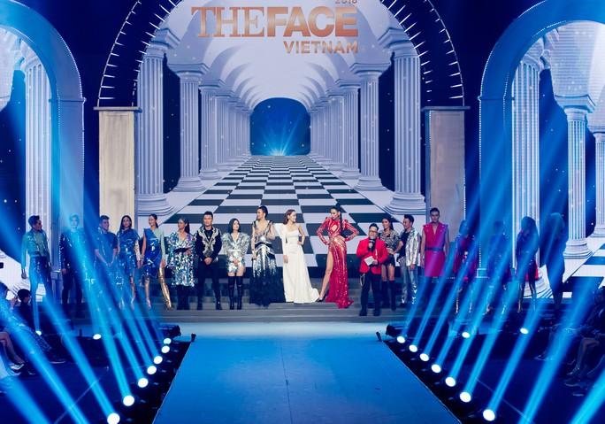Chung kết The Face Vietnam 2018 bị cắt sóng vì dài dòng, nói nhiều - Ảnh 2.