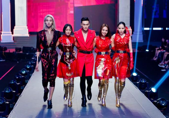 Chung kết The Face Vietnam 2018 bị cắt sóng vì dài dòng, nói nhiều - Ảnh 3.