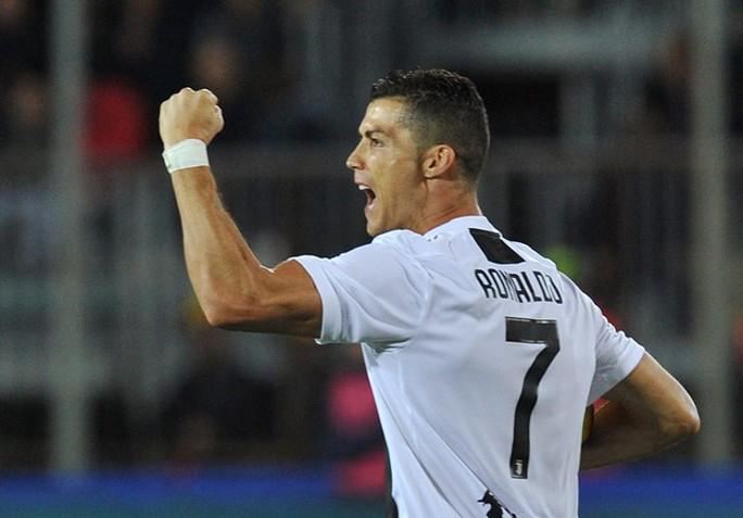 Ronaldo phá kỷ lục Serie A chỉ sau 5 tháng - Ảnh 1.