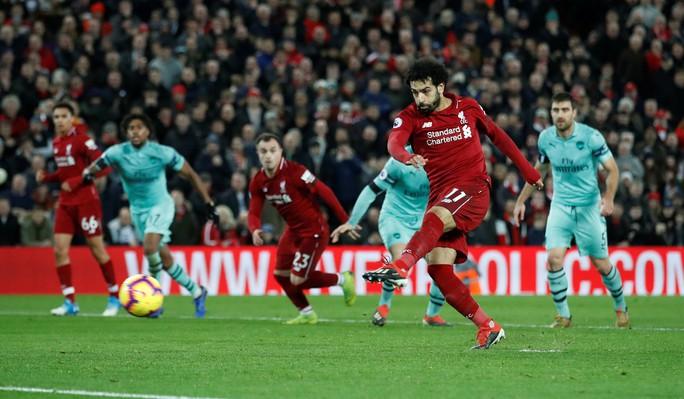 Liverpool vùi dập Arsenal đêm cuối năm ở Anfield - Ảnh 6.