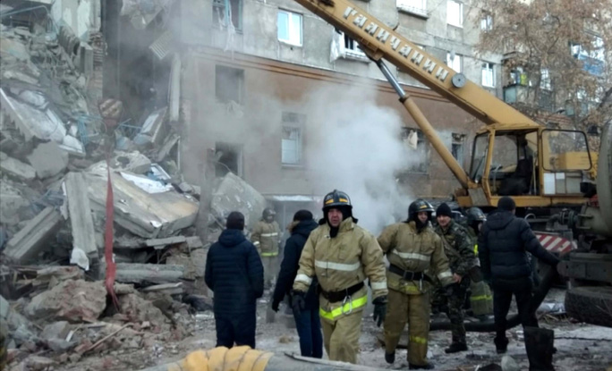 Nga, Philippines chia tay năm cũ trong cảnh tai nạn và thiên tai, hàng chục người chết - Ảnh 1.