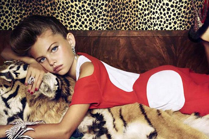 Thylane Blondeau 2 lần dẫn đầu danh sách đẹp nhất thế giới - Ảnh 5.