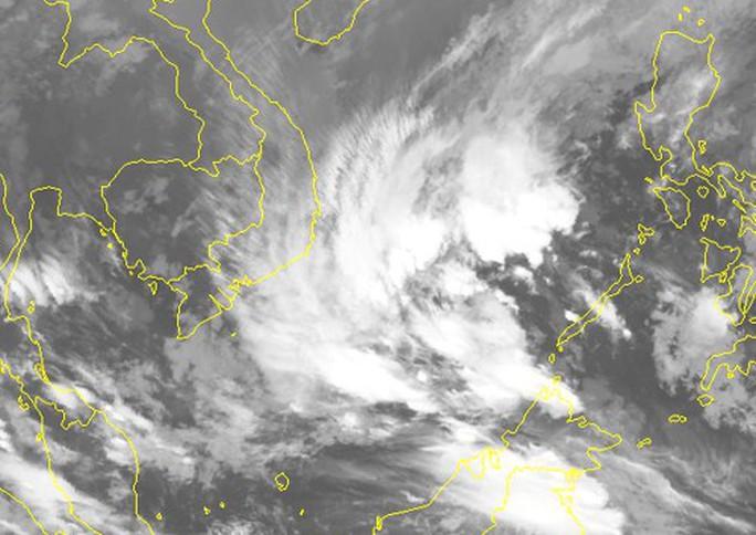 Áp thấp trên Biển Đông liên tiếp nâng cấp lên áp thấp nhiệt đới rồi bão - Ảnh 2.