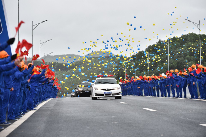 Khai trương sân bay quốc tế Vân Đồn, đón siêu máy bay Boeing 787 từ TP HCM - Ảnh 25.