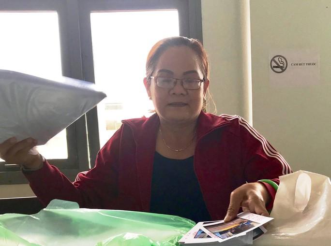 Vừa bị kỷ luật, thư ký TAND TP Nha Trang lại bị tố cáo - Ảnh 1.