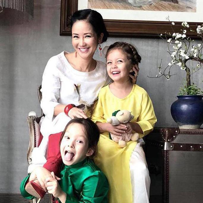 Nỗi lòng thương con vô tận của sao Việt sau ly hôn - Ảnh 3.
