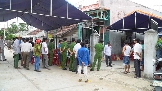 Khởi tố vụ án phó phường đội bắn chết phó chủ tịch HĐND phường - Ảnh 1.